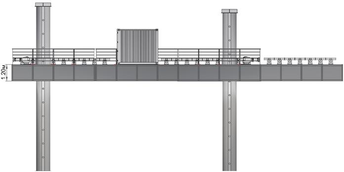 Самоподъемная платформа лебедки 4