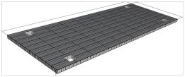 Самоподъемная платформа 100т 2