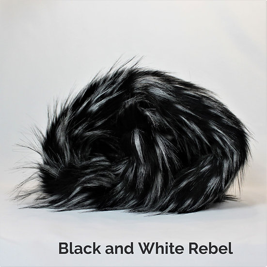 Black, White Rebel