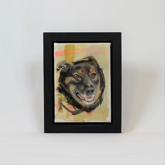 "ONE Animal - 5x7"" Framed"