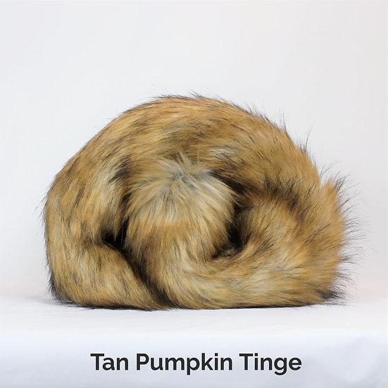 Tan Pumpkin Tinge
