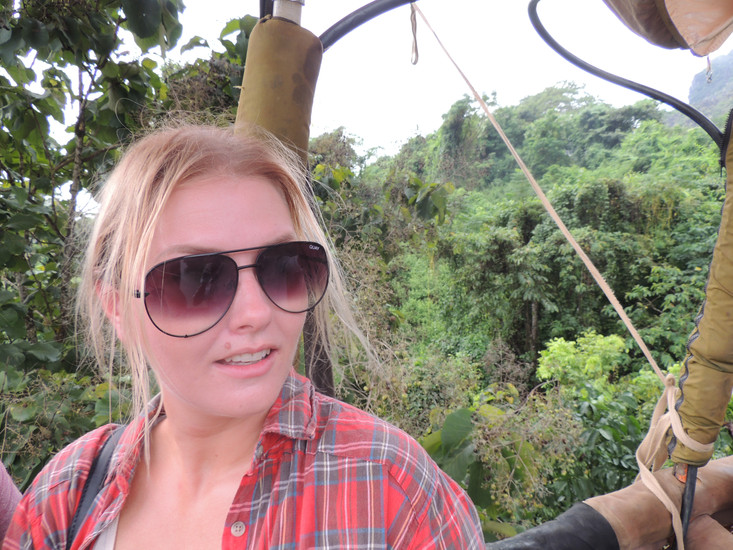 Steph's review of the hot air balloon experience for trip advisor - need to get mine written up!