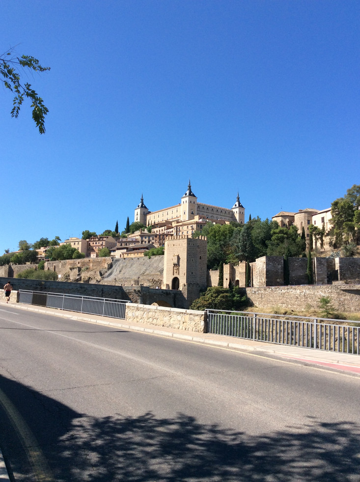 The third Spanish city I got to visit was Toledo. The former capital of Spain, Toledo is a stunning