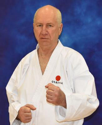 Sensei Bob Poynton