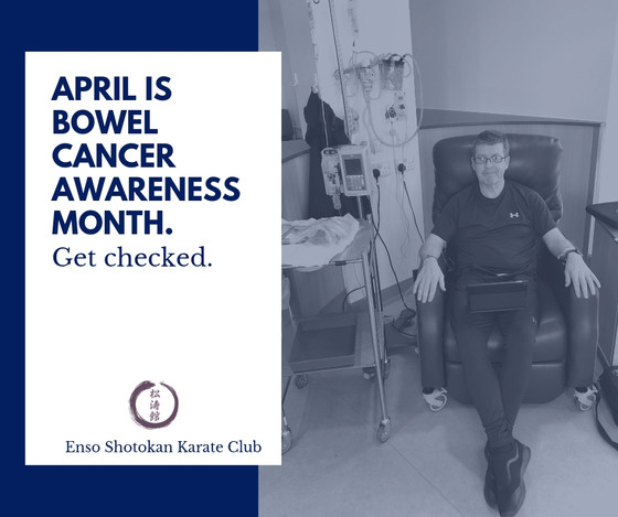 April Is Bowel Cancer Awareness Month: Get Checked