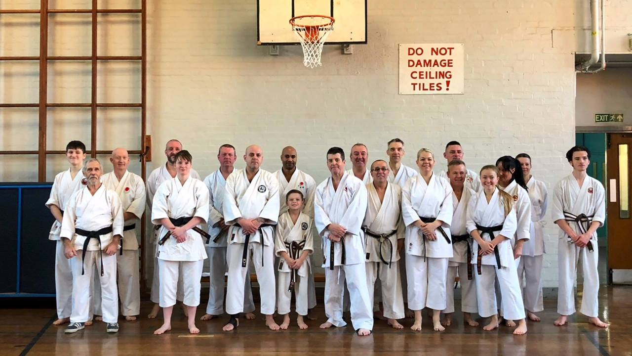 Enso Shotokan Karate Club Grand Opening
