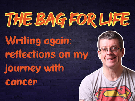 Writing Again: Reflections on my Journey with Cancer