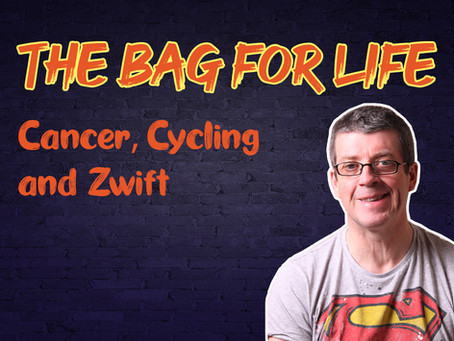 Cancer, Cycling and Zwift