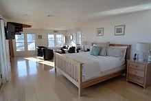 2nd floor master suite - sitting area