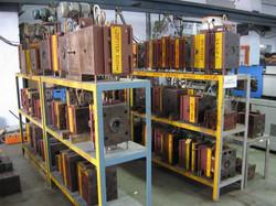 6 - Mold Storage