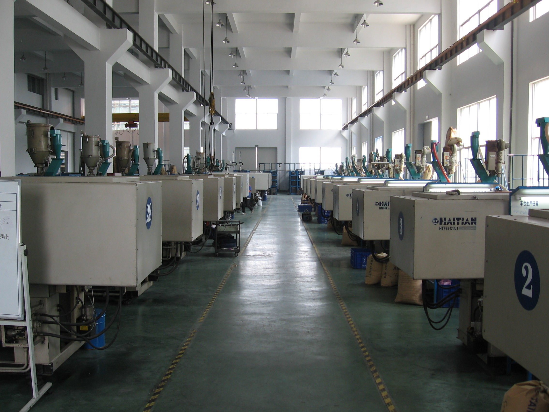 6 - Moulding Department