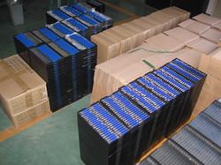 12 - Metal Parts Storage