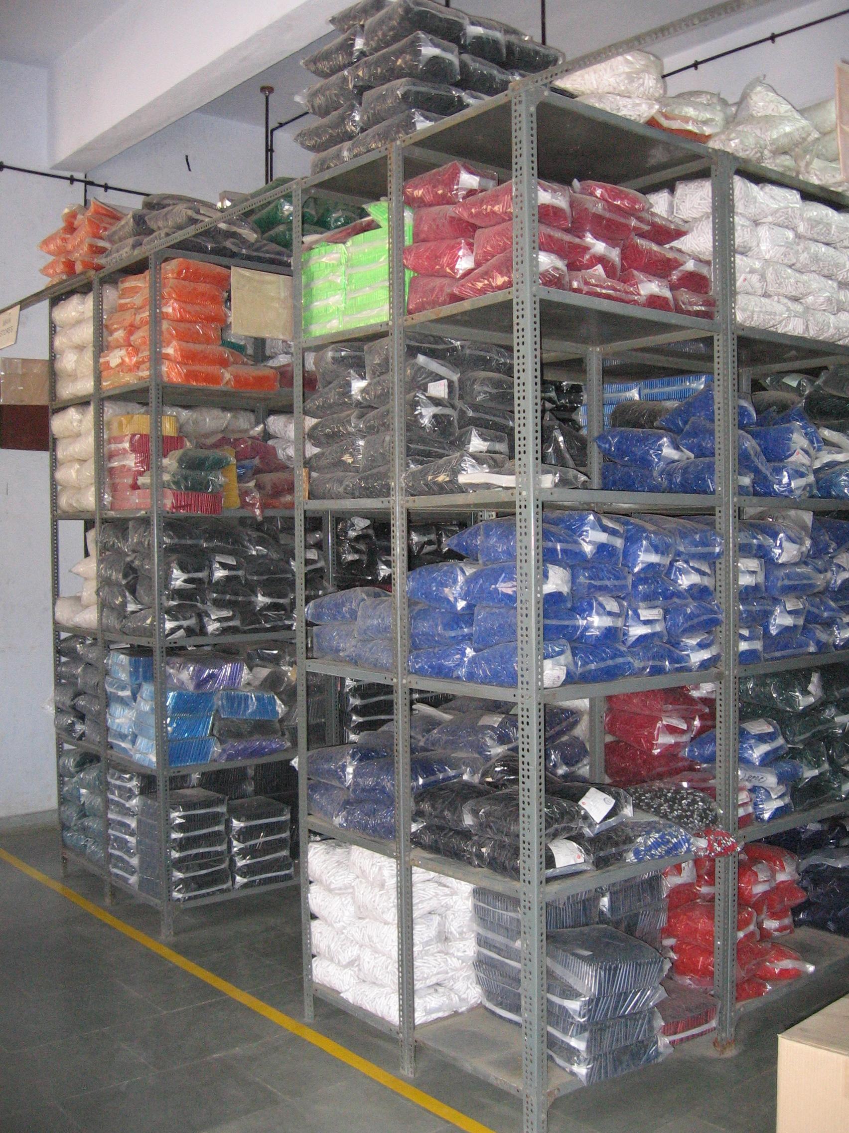 11 - Parts Warehouse