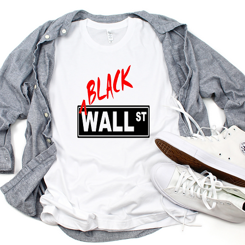 Black Wall St. (Men's)