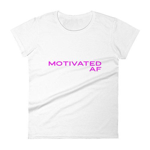 Motivated AF (Pink)