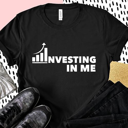 Investing In Me (White)