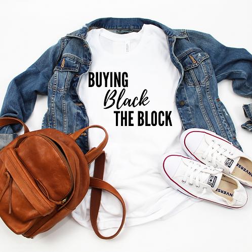 Buying Black the Block - Black (Women's)
