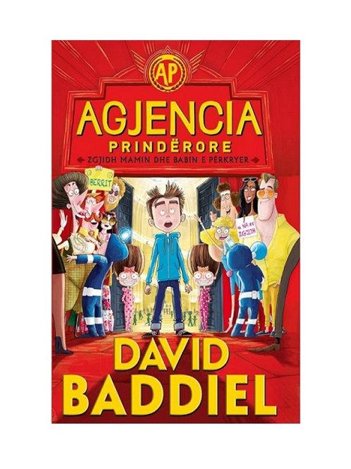 Agjencia Prindërore - David Baddiel