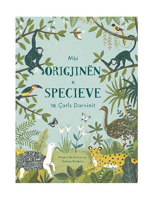 Mbi origjinën e specieve - Sabina Radeva