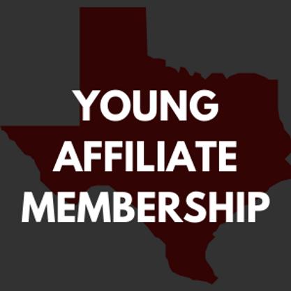 ECRW Young Affiliate Membership