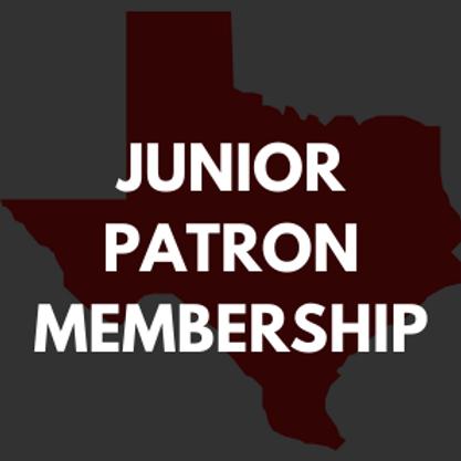 ECRW Junior Patron Membership