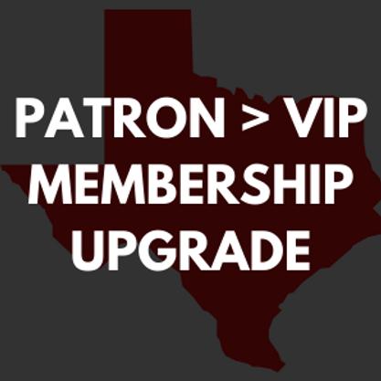 ECRW Membership Upgrade