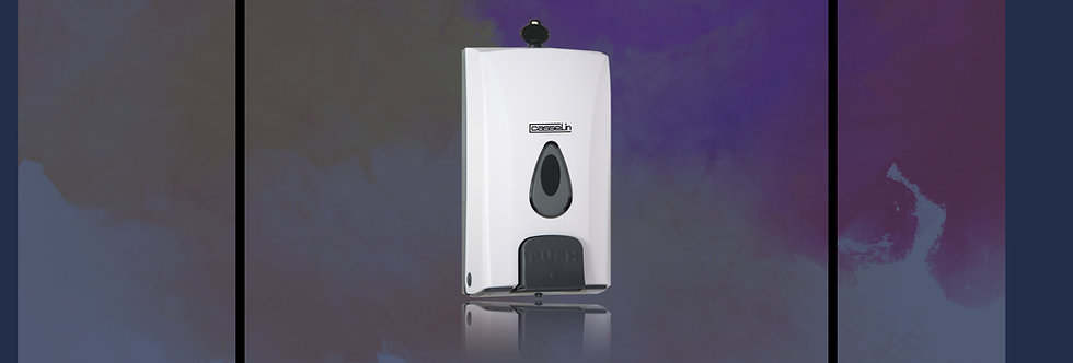 Dispensador de jabón de 1L en ABS,