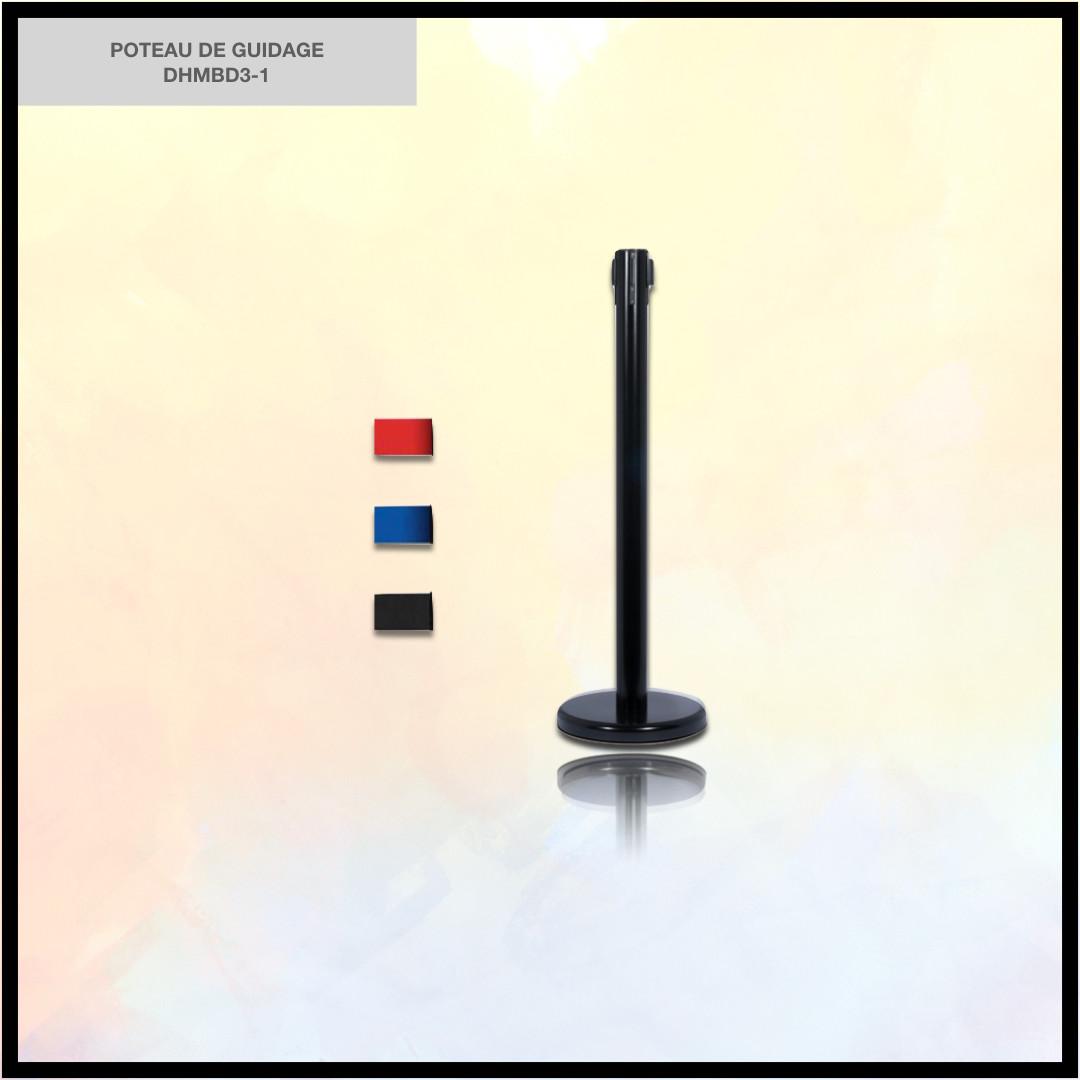 Poteau de Guidage - DHMBD3-1