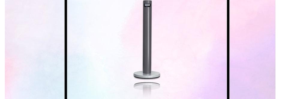 Cendrier colonne sur pied à fixer 5L