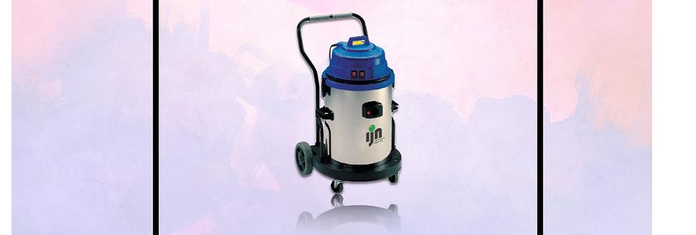 Aspirateur industriel eau et poussière  Inox, 2600 W
