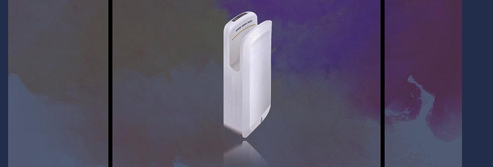 Secador de manos con aire caliente forzado EcoJet,
