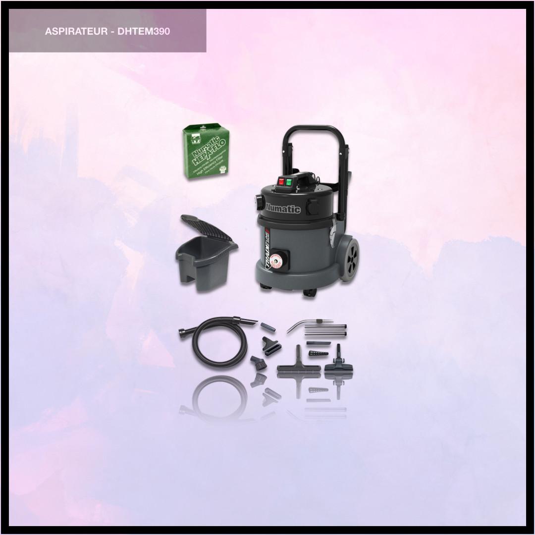 Aspirateur - DHTEM390