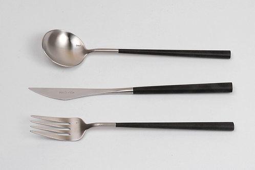 Neo 24 Piece Flatware Cutlery Silverware Set Belo Inox