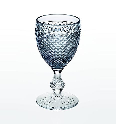 Classic Vista Alegre Goblet Glass Grey Top