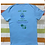 Thumbnail: APF Chiang Mai 2020 T-shirt -Light Blue