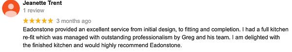 Eadonstone review