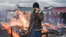 Post-Brexit, Calais refugee camp remains critical