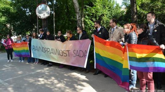 Gays in Bosnia still living life in the closet