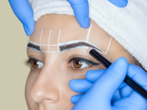 Cosmetic Tattoo (Eyebrows) 5-day Course Deposit