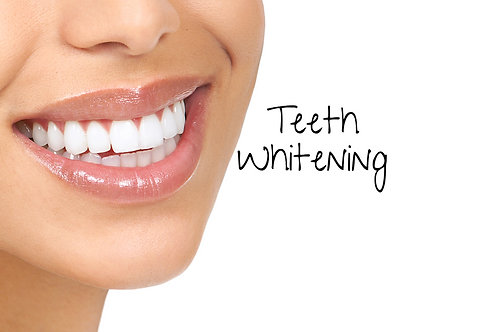 1 x Teeth Whitening