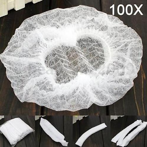 100 x Hair nets