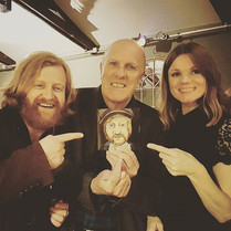 Saturday night at The Ent.Shed in Bedford, we opened up for the legendary Richard Digance for the last gig of his Golden Anniversary Tour.jpg