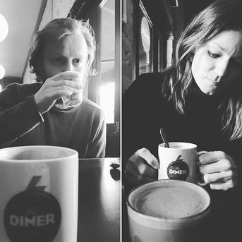 #camdentown #coffee #london