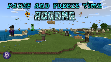 Pause & Freeze Time addons
