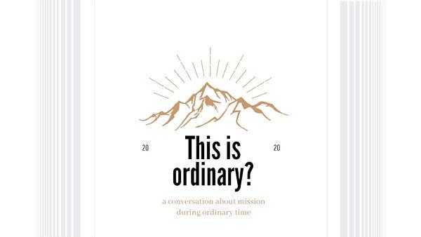 This Is Ordanary.jpg