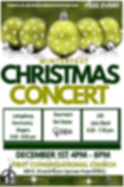Copy of Christmas Concert - Made with Po