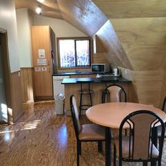 Luxury Gunya cabins