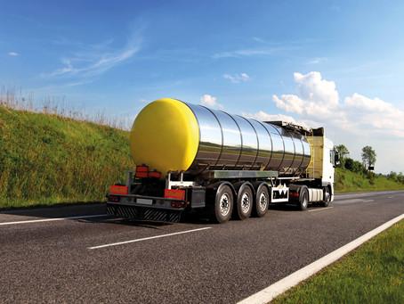 Entenda como funciona o transporte de cargas perigosas