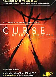 Curse of the Blair Witch (1999)