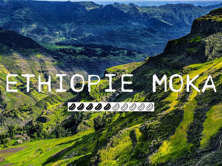 ETHIOPIE MOKA - Lekempti